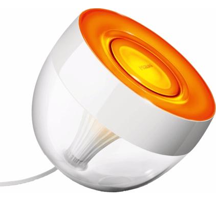 Slimme lamp van philips