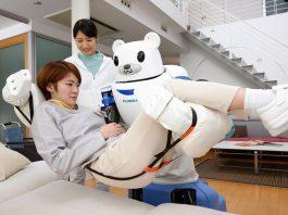 robot ouderen care